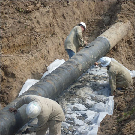 Pipe Line Construction Project