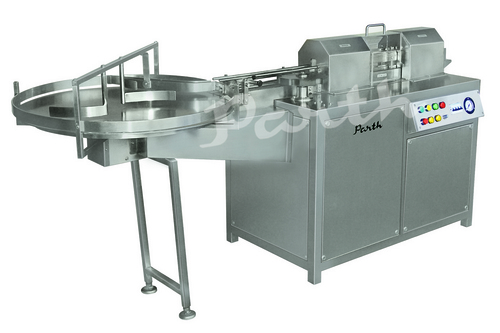 Automatic Inveter Type Air Jet Cleaning Machine