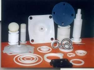 PTFE Bonded Spare Parts