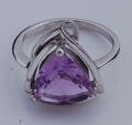 sterling silver mystic topaz ring silver ring big stone silver 925 ring