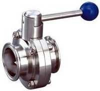 t.c end buterfly valve