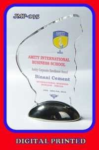 Acrylic Trophy with Digital Printing