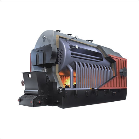 IBR Solid Fuel Boiler