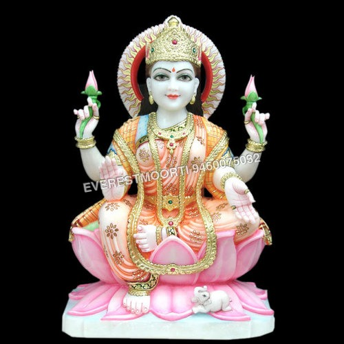 Marble Laxmi Statues