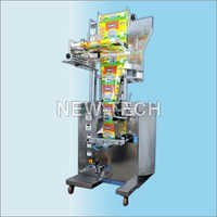 Pneumatic Form Fill Seal Machine