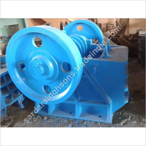 Single Toggle Jaw Crusher