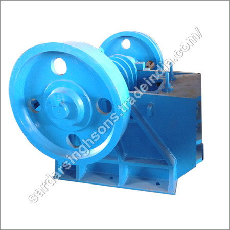 Single Toggle Crusher Machine