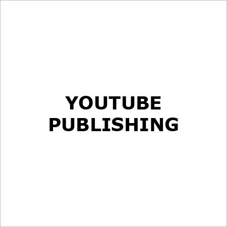 Youtube Publishing