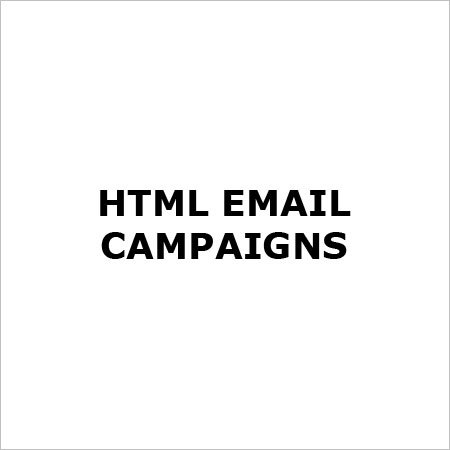 Html Email Campaigns