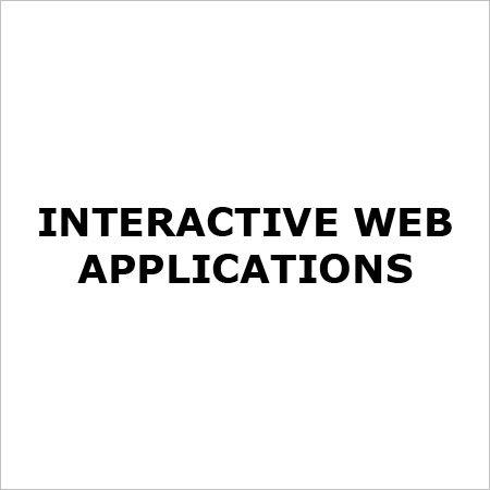 Interactive Web Applications