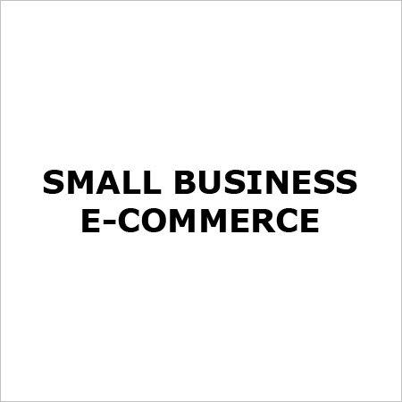 Small Business E-Commerce
