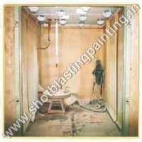Blast Room Cabinet