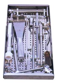 Modular Hip Replacement Instruments