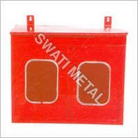 Double Door Hose Box Cabinet