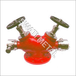 Stainless Steel Double Controlled Hydrant Valve