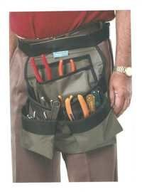 Two Pocket Heavy Tool Belt