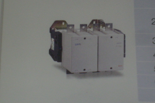 Contactor 3-pole with AC coil