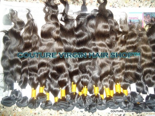 Weft Human Indian Hair