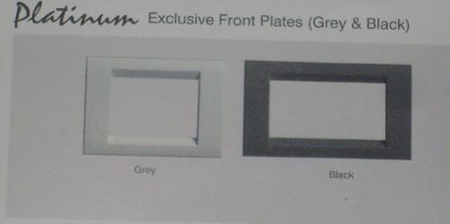 crabtree exclusive front plates
