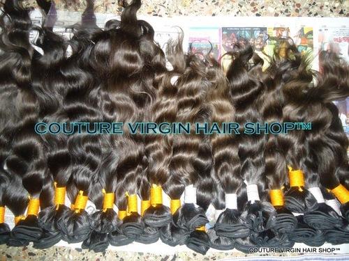 Hair fusion hair extensions