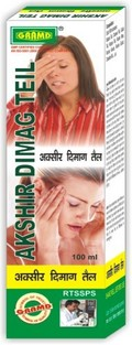 Headache and Mental Relaxation Oil