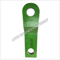 Two Hole Crusher Beater Arm