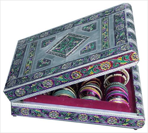 MINAKARI BANGLE BOX