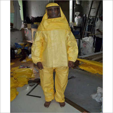Industrial PVC Safety Suits