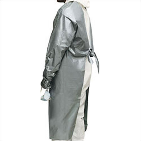 PVC Back Open Coat