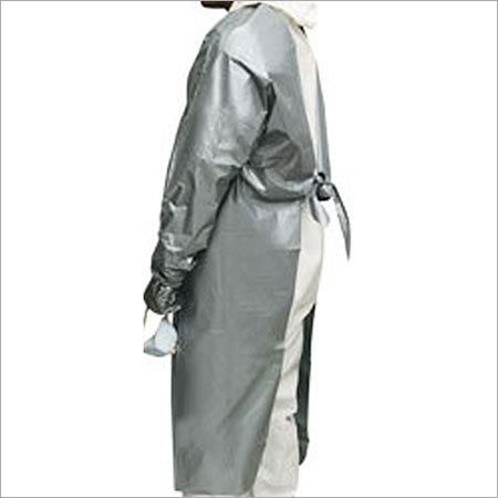 PVC Back Open Coat
