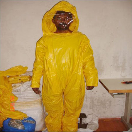 PVC Chemical Pressure Suits