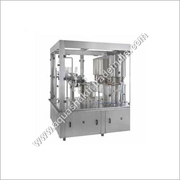 Industrial Fully Automatic Bottling Plant