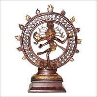 Dancing Shiva as Nataraj