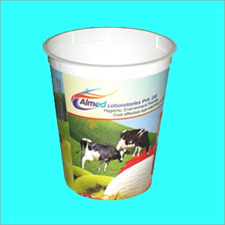 Plastic Curd Cup
