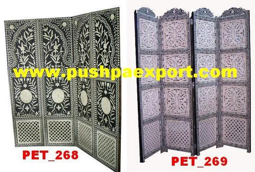 Bone Inlay Partition