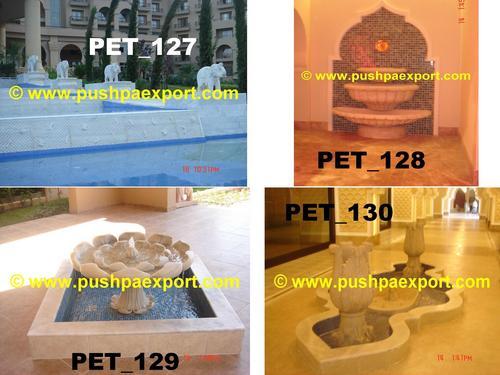Stone Fountains - Stone Fountains Exporter, Manufacturer