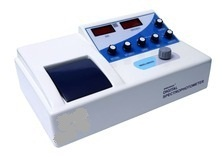DIGITAL VISIBLE SPECTROPHOTOMETER