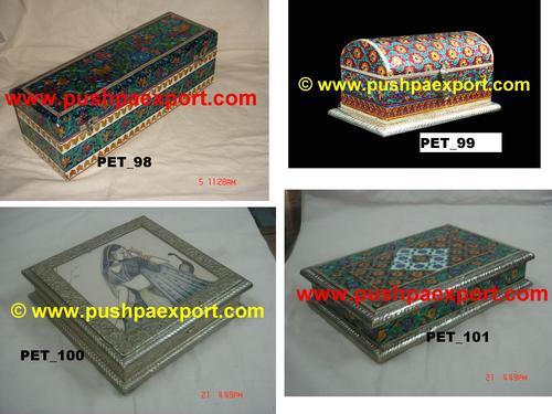 Meenakari Enamelled Handicrafts