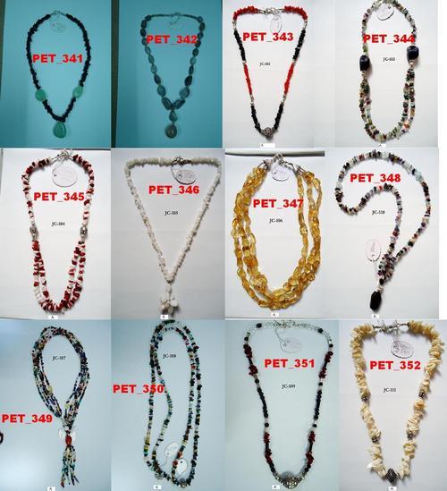 Semi Precious Stone Jewelry