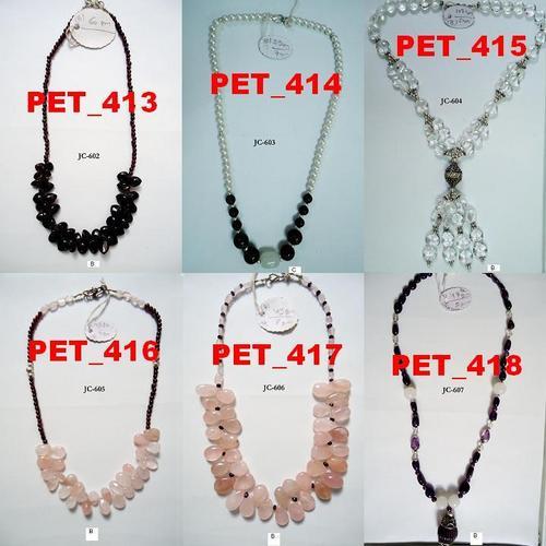 Quartz Stone Jewelry