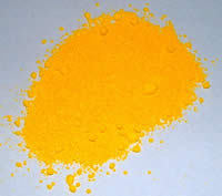 Golden Yellow Pigment