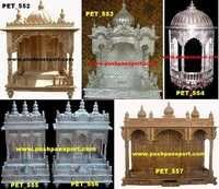 Wooden Carved Mandir