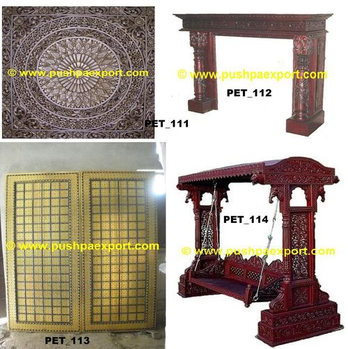 Wooden Carving Products