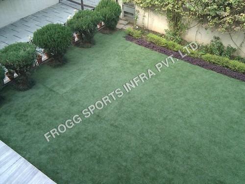 Green Artificial Grass Landscaping