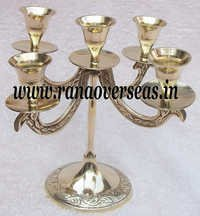 Brass Candle Stand.