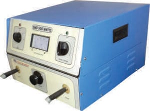 Short wave diathermy continuous 500watt (Table Top)