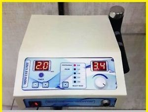 Digital ultrasonic (1 Mhz) physio