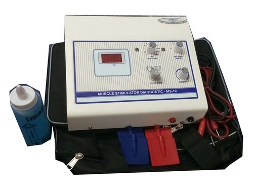 Muscle Stimulator Digital Diagnostic