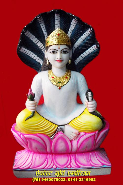 Dev Narayan statues