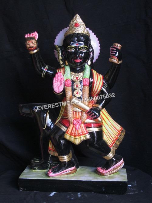 Bhatak Bherav statue